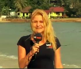 Host Sandra Martin